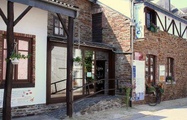 Les grès de La Roche-en-Ardenne-Visites - Curiosités à Province du Luxembourg