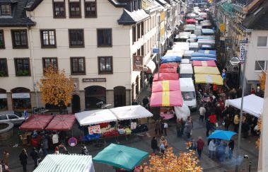 Marché de Saint-Vith-Visites - Curiosités à Province de Liège
